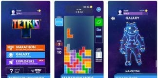 Tetris Mobil