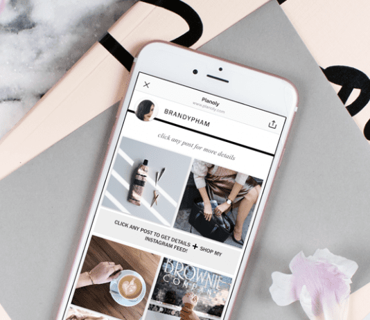 Planoly Planner for Instagram mobil