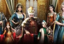 muhteşem sultan mobil oyun