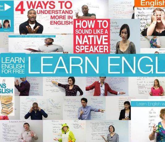 İngilizce öğren