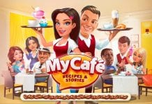 My Cafe Recipes Stories World Cooking Game