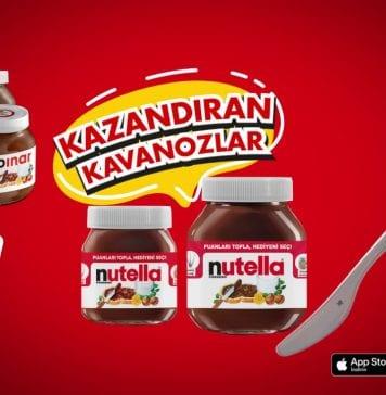 Nutella uygulama