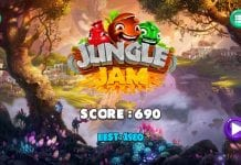 jungle jam uygulama incele