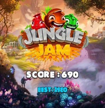jungle jam uygulama incele
