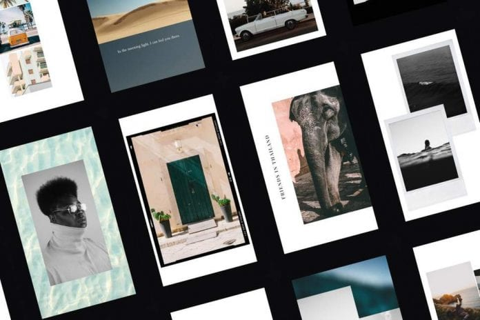 Unfold - Create Stories
